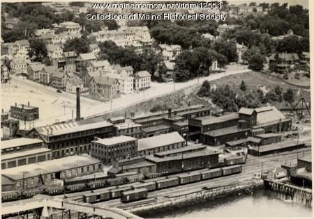 The Portland Company Complex, ca. 1938