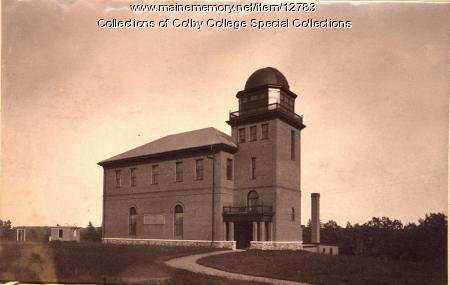 Shannon Hall with Observatory