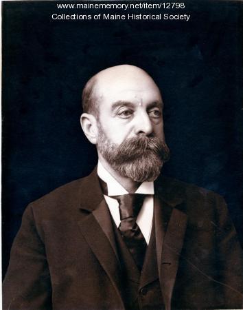 John W. Deering, Portland, ca. 1896