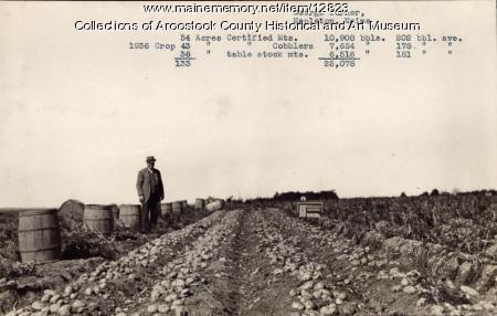 George Turner Farm, Mapleton