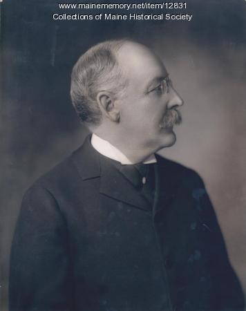 Henry Deering, Portland, ca. 1915