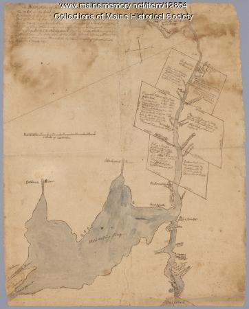 Kennebec River, May 16, 1719
