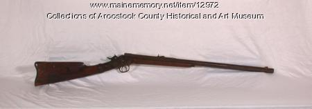 Remington Rolling Block Rifle, 1864