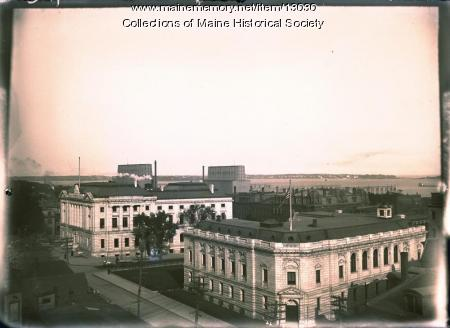 Federal Street, Portland, ca. 1910
