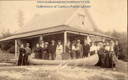 McTrickey Cottage on Madawaska Lake