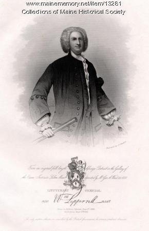 William Pepperrell, Kittery, 1846