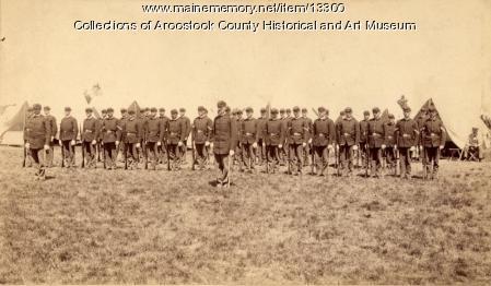 Co. L, 2nd Regiment, Maine National Guard, 1894