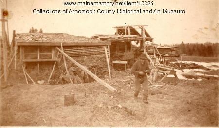 Mr. Tompkins, Aroostook County, ca. 1892