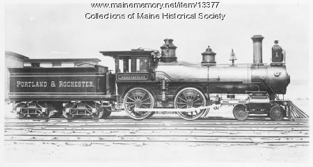 Presumpscot No. 1, Portland Company, ca. 1886