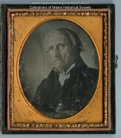 Conrad Heyer, Waldoboro, ca. 1852