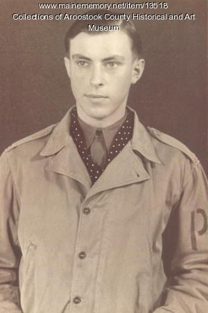 Gerhard Kleindt, Houlton, ca. 1944