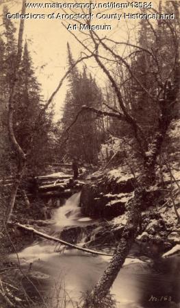 Old Dam on Cooks Brook