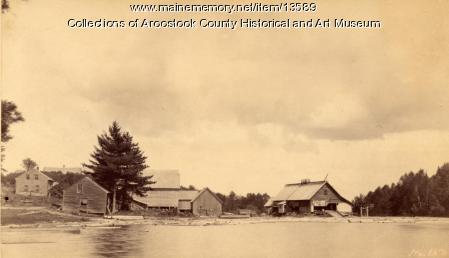 Drews Mill, 1892