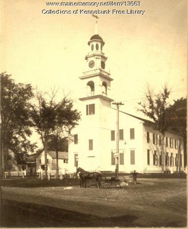Unitarian Church, Kennebunk, 1905