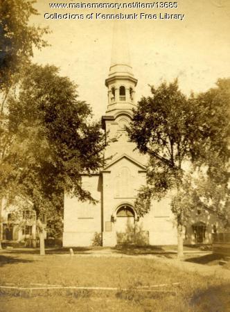 Dane Street Church, Kennebunk