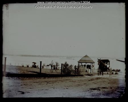 Fort Allen Park, Portland, ca. 1890