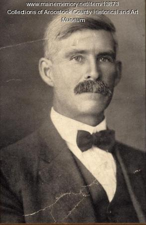 William E. Robinson, Mars Hill, ca. 1910
