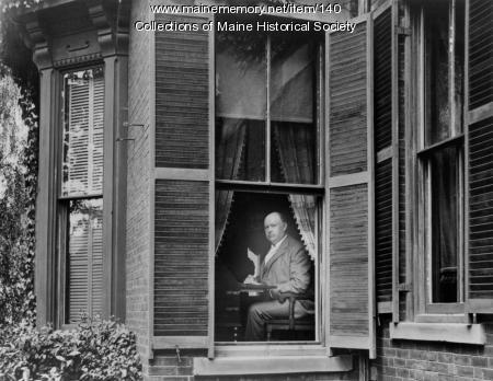 Thomas Brackett Reed, Portland, ca. 1900