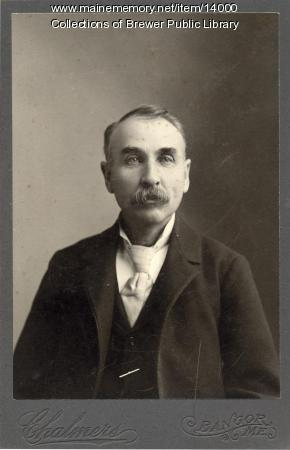 Edward B. Burr