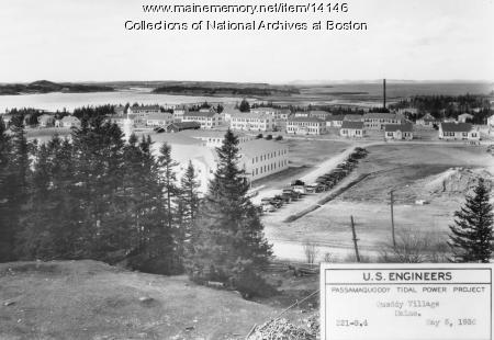 Quoddy Village, 1936
