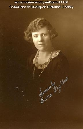 Edna Lightner