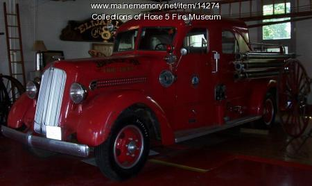 1939 Seagrave Fire Engine