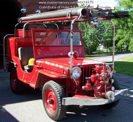 Maine memory network 1946 jeep willys bangor 1946 for Department of motor vehicles bangor maine