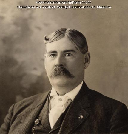 Charles H. Berry, Houlton, 1917