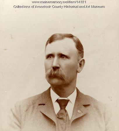 John B. Smith, Hodgdon, 1895