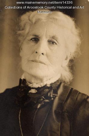 Mary Drake Seeley, Houlton, ca. 1890