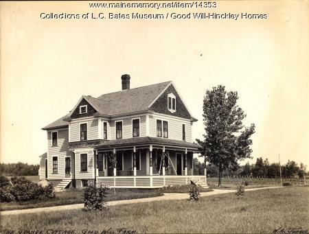 Grange Cottage, Good Will Homes, 1911