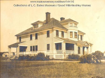 Elizabeth E. Wilcox Smith Cottage, Good Will-Hinckley Homes