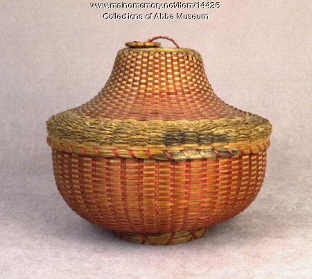 Bell-shaped Sewing Basket