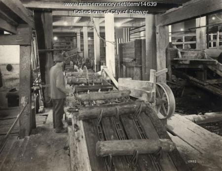 Barker, Brewer, 1921