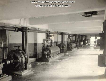 Pumps, Eastern Manufacturing Co., 1921