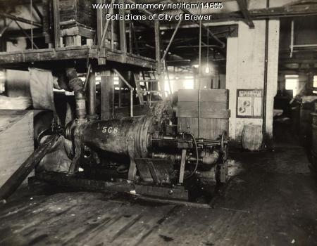 Refiner, Eastern Manufacturing Co., Brewer
