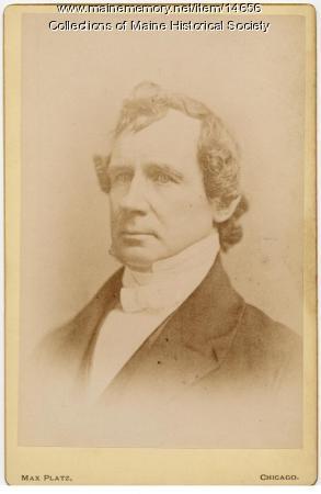 Reverend John R. Adams, Gorham, ca. 1850