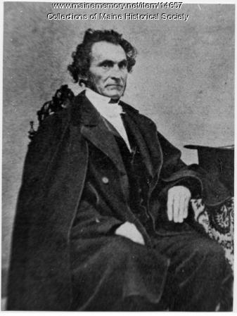 Rev. George J. Adams, ca. 1866
