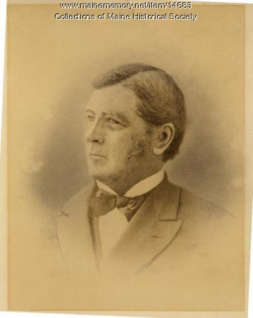 John F. Anderson, Portland, ca. 1870