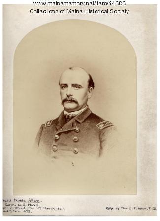 Weld Noble Allen, ca. 1860