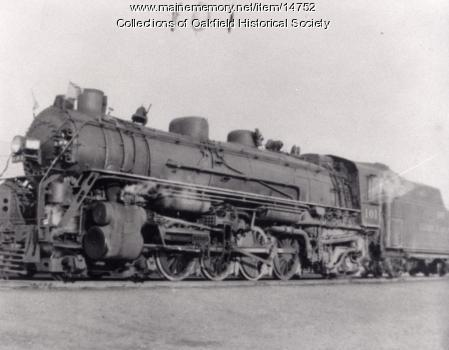 Bangor and Aroostook 101, 1929