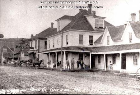Main Street, Smyrna, ca. 1915