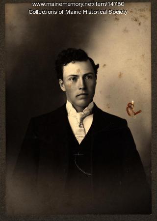 Ralph Eldon Sawyer, Portland, 1901