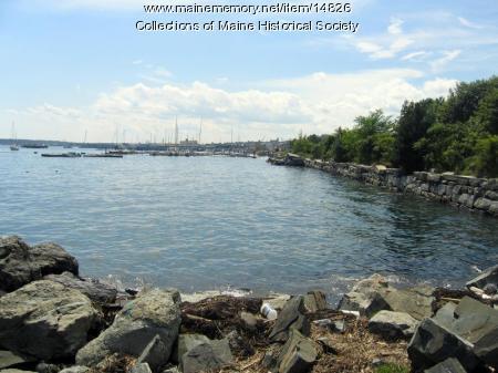 Portland Harbor, 2004