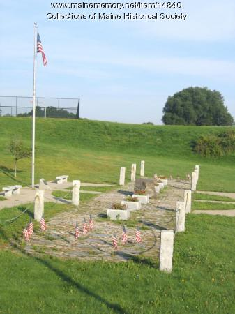 Eastern Promenade Burial Ground, 2004