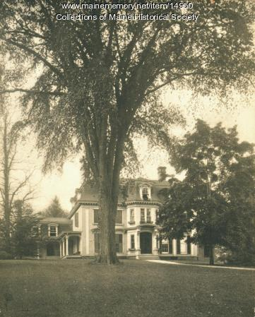 Gold House, Pittsfield, Massachusetts, ca. 1900