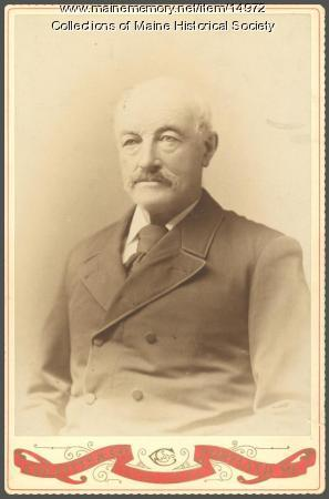 Frederick L. Aageson, Portland, ca. 1900
