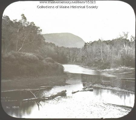 Moose River, Jackman, ca. 1900