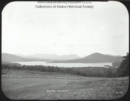 Wilson Pond, Greenville, ca. 1900