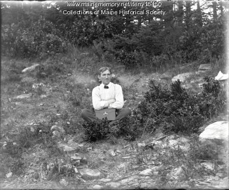 Carl C. Coffin, Portland, ca. 1900
